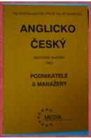 Anglicko český obchodní slovník pro  podnikatele a manažery - BAUDYŠ A./ VYSUŠIL J.