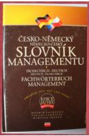 Česko-německý. Německo-český slovník managementu - VAVREČKA M./LEDNICKÝ V,/IMIDER M.
