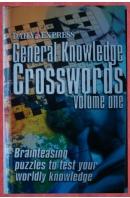 General Knowledge Crosswords. Volume One - ...autoři různí/ bez autora
