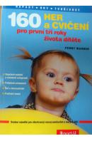 160 her a cvičení pro první tři roky života dítěte - WARNER Penny