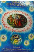 """Śrímad Bhágavatam. Zpěv první """"Stvoření""""  - PRABHUPÁDA Swami"""