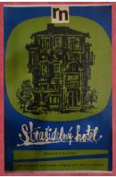 Strašidelný hotel - COLLINS Wilkie