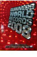 Guinness World Records 2008. Kniha světových rekordů - ... autoři různí/ bez autora
