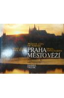 Praha město věží. Prague - city of towers. Prag - Stadt der Türme. Praga - gorod bašen - VRZÁK Daniel