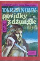 Tarzanovy povídky z džungle - BURROUGHS Edgar Rice