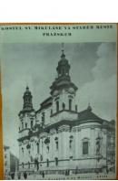 Kostel svatého Mikuláše na Starém Městě pražském - SEDLÁČKOVÁ Ema