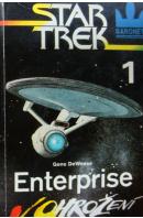 Enterprise v ohrožení. Star Trek - DeWEESE Gene