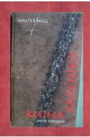 Kniha kajícníků. Devět portrétů - NIGG Walter