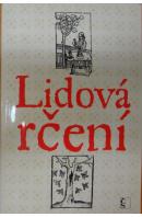Lidová rčení - ZAORÁLEK Jaroslav