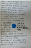 Hippokratův slib - SOUČEK Ludvík