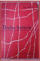 Druhá baterie. 2. bat. děl. pl. 101, 1928 - 1929 - ŠNOBR Jan