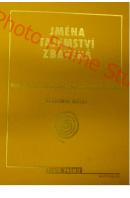 Jména tajemství zbavená . Malá domácí encyklopedie 250 nejčastějších příjmení  - MATES Vladimír