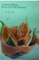 Antipasti. L´enciclopedia della cucina italiana 1 - ...autoři různí/ bez autora
