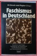 Faschismus in Deutschland. Ursachen und Folgen - ...autoři různí/ bez autora