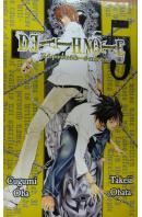Death Note. Zápisník smrti 5 - ÓBA C./ OBATA T.