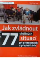 Jak zvládnout 77 obtížných situací při prezentacích a přednáškách - HELCL Zdeněk