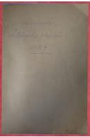 Kalendář válečných slepců na rok 1927 - ...autoři různí/ bez autora