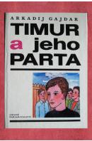 Timur a jeho parta - GAJDAR Arkaděj