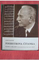 Foerstrova čítanka. Články a skladby k uctění osmdesátých narozenin Josefa Boh. Foerstra  - BARTOŠ Josef uspoř.