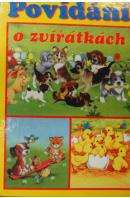 Povídání o zvířátkách - FISCHEROVÁ G./ JENTNEROVÁ E./ MEINARDUSOVÁ E.