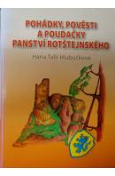 Pohádky, pověsti a poudačky panství Rotštejnského - HLUBUČKOVÁ Hana Talli