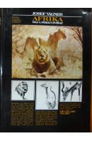 Afrika. Ráj a peklo zvířat - VÁGNER Josef