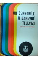 Od černobílé k barevné televizi - KŘÍŽEK František