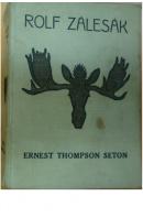 Rolf zálesák - SETON Ernest Thompson