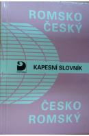 Romsko - český a česko - romský kapesní slovník - HÜBSCHMANNOVÁ M./ ŠEBKOVÁ H./ ŽIGOVÁ A.