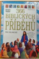 366 biblických příběhů pro nejmenší - CHANCELLOR Deborah