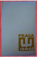 Filatelistický maratón. O Světové výstavě poštovních známek Praga 1968 - NOVÁČEK Jiří