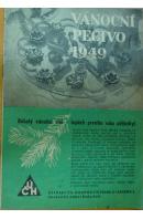 Vánoční pečivo 1949 - ...autoři různí/ bez autora