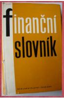 Finanční slovník - …autoři různí/ bez autora