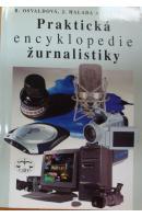 Praktická encyklopedie žurnalistiky - OSVALDOVÁ B./ HALADA J. a kol.