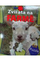 Zvířata na farmě. 6x puzzle - MULLIGAN Lorna