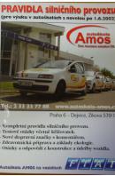 Pravidla silničního provozu. Pro výuku v autoškolách s novelou po 1. 6. 2002 - ...autoři různí/ bez autora