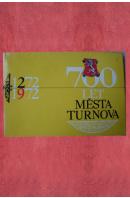 700 let města Turnova 1272 - 1972 - ...autoři různí/ bez autora