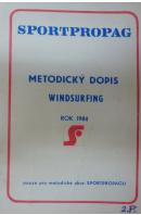 Metodický dopis. Windsurfing - ... autoři různí/ bez autora