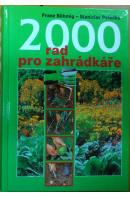 2000 rad pro zahrádkáře - BÖHMIG F./ PELEŠKA S.