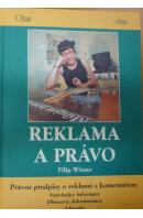 Reklama a právo - WINTER Filip