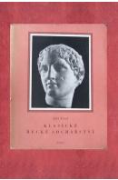 Klasické řecké sochařství - FREL Jiří