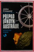 Případ Londýn - Austrálie - CREASEY John