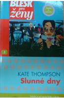 Slunné dny - THOMPSON Kate