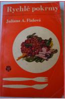 Rychlé pokrmy - FIALOVÁ Juliana A.