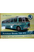 Autobus Škoda 706 RTO. Historie, vývoj, jiná provedení, modernizace - NEUMANN Jan