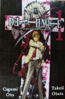 Death Note. Zápisník smrti 1 - ÓBA C./ OBATA T.