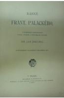 Básně Františka Palackého - PALACKÝ František