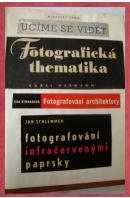 Učíme se vidět / Fotografická thematika / Fotografování architektury / Fotografování infračervenými paprsky - TŮMA/ HERMANN/ STRNADOVÁ/ SCHLEMMER