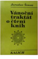 Vánoční traktát o čtení knih - ŠIMSA Jaroslav