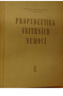 Propedeutika vnitřních nemocí - PRUSÍK Bohumil